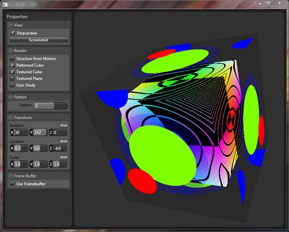 WPF OpenGL framework released | Steve Haroz's blog